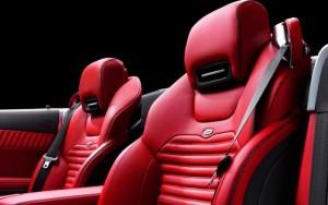 Вентиляція автомобільних крісел