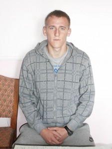 Глушко Володимир, гр. ДМ-42, призер обласних змагань з легкої атлетики.