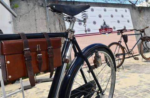 Дерев'яні велосипеди часів Першої світової та дитячий з прихованими колесами – чим дивували у вело-мото музеї
