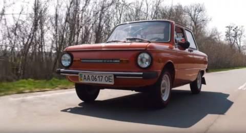 Перший український спорт-кар з незвичайним дизайном (Фото)